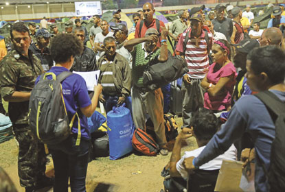 Governo de Roraima vai ao STF para fechar fronteira com a Venezuela