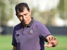 Carille quer repetir equipe contra o Palmeiras