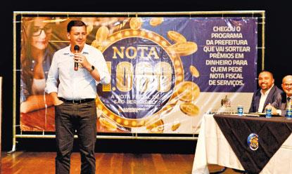 Para estimular cidadania fiscal, S.Bernardo amplia fiscalização a estabelecimentos