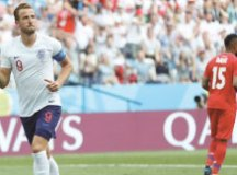 Harry Kane é o artilheiro do Mundial, com cinco gols. Foto: Folhapress
