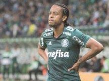 Clube saudita formaliza proposta por Keno, mas Palmeiras não quer vendê-lo