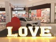 Atrium Shopping vai sortear um Renault Kwid entre os apaixonados. Foto: Divulgação