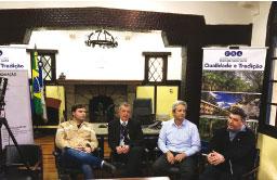 Fundação Santo André realiza balanço da nova gestão e anuncia investimentos