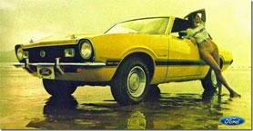 Lançado há 45 anos, Maverick tem 7.384 exemplares no Estado, segundo o Detran.SP