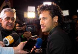Neymar diz que 'luto' da Copa do Mundo já passou