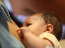 Maioria dos bebês que não são amamentados na primeira hora de vida vivem em países de baixa e média renda. Foto: Elza Fiuza/Agência Brasil