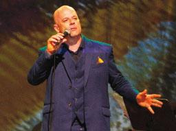Marcelo Quintanilha lança CD em homenagem a Cazuza