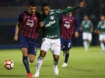 Palmeiras abre vantagem na Copa Libertadores