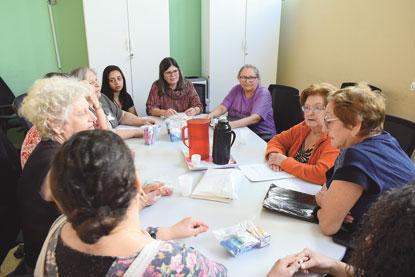 Casa Beth Lobo promove  reflexão sobre violência doméstica