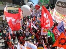 Ato unificado foi realizado em São Paulo e em outras 13 capitais brasileiras: Adonis Guerra/SMABC