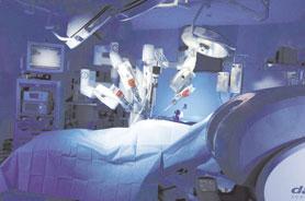 Cirurgia robótica: procedimento minimamente invasivo