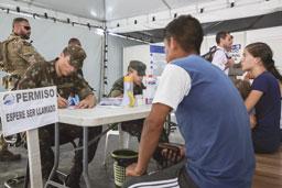 Governo anuncia a interiorização de mais mil venezuelanos