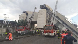 Ponte desaba em na Itália e mata ao menos 26