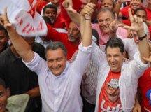 Com vídeo e visita à Bahia, PT inicia fusão das imagens de Lula e Haddad