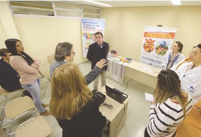 S.Bernardo promove ações no Dia de Combate ao Colesterol