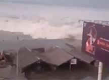 Terremoto atinge Indonésia, causa tsunami e deixa mortos