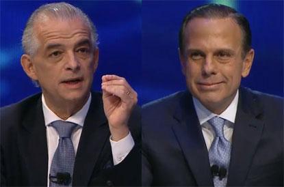 Datafolha mostra Doria com 52% dos votos válidos e França com 48%