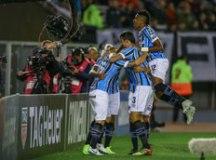 Grêmio vence River fora e joga por um empate para ir à final