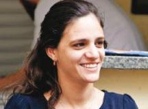 Candidata a deputada estadual, Marina Helou prega uma política transparente e descomplicada