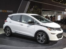 Chevrolet, Renault, Nissan e Audi lançam carros elétricos no Salão
