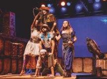 Peça no Sesi São Bernardo convida o público a embarcar em uma aventura pirata