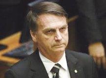 """Bolsonaro: """"não quero ver o Brasil virar a Grécia"""". Foto: Arquivo"""