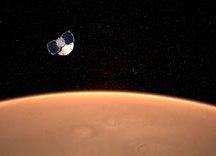 Sonda da Nasa pousa em Marte e manda 1ª imagem