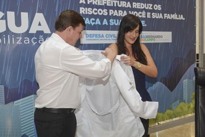 """Prefeitura de São Bernardo apresenta novos profissionais do """"Mais Médicos"""""""