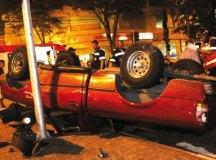 Mortes no trânsito causaram perdas de R$ 529 mi no ABC entre 2015 e 2017