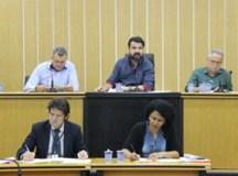 Câmara de São Caetano realizou sessão extraordinária, nesta terça-feira. Foto: Divulgação/Câmara