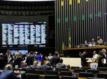 Orçamento foi aprovado em sessão conjunta da Câmara e do Senado. Foto:  Luis Macedo/Câmara dos Deputado