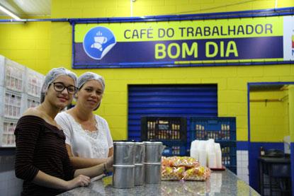 Mauá retoma Café do Trabalhador e lança 7ª linha expressa