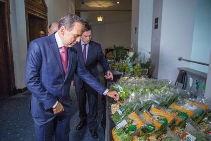 Governo de São Paulo zera ICMS de frutas, verduras e hortaliças embaladas