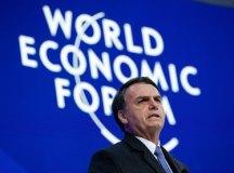 """Bolsonaro prometeu desburocratizar os negócios e fazer """"comércio sem ideologia"""". Foto: Alan Santos/PR"""