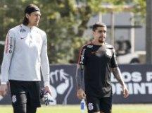 Cássio e Fagner recebem os salários mais altos do time. Foto:  Rodrigo Gazzanel/Agência Corinthians