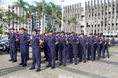 GCM de Santo André conclui formação de 30 novos guardas civis