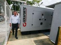 Prefeitura de São Bernardo inicia instalação de geradores em cinco UPAs