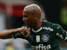 Em jogo morno, Palmeiras derrota o Botafogo