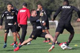 Com reforços, São Paulo estreia na Florida Cup