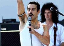 Globo de Ouro consagra 'Bohemian Rhapsody' e tem menos discursos engajados