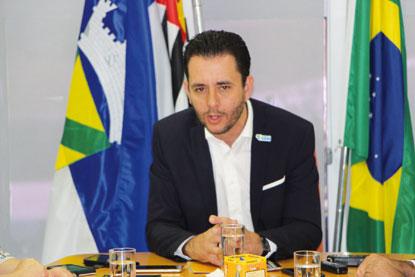 Paulo Serra é eleito novo presidente do Consórcio