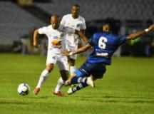 Santos faz 7 a 1 no Altos e avança na Copa do Brasil