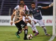 O Santos, de Soteldo, pouco ameaçou o goleiro Oliveira, do River Plate. Foto: Ivan Storti/Santos FC