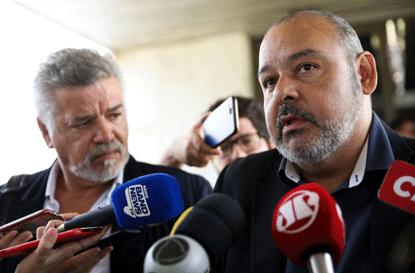 CUT e Sindicato dos Metalúrgicos do ABC se reúnem com Mourão e criticam reforma
