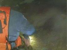 Deslizamento de terra ocorreu no último sábado; Divulgação/Corpo de Bombeitos SP