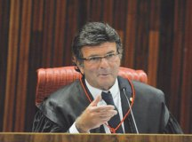 Luiz Fux negou suspender os efeitos da decisão que autorizou o adicional. Foto: Arquivo/Agência Brasil