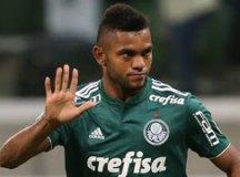 Borja anotou apenas três gols nesta temporada. Foto: Cesar Greco/Agência Palmeiras