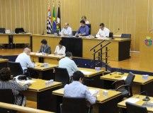 Com maioria pró-Auricchio,Câmara deu aval aos gastos do tucano. Foto: Divulgação/CMSCS
