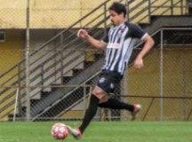 'Fominha', Diego Araújo é o único atleta do EC São Bernardo a atuar em todos os jogos