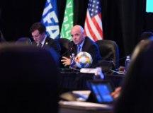 Infantino quer que torneio substitua Copa das Confederações. Foto: Reprodução/Fifa